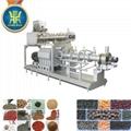 floating fish food machinery