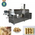 textured soy protein extruder machine