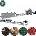 Stainless steel fish feed extruder machine