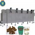 Floating fish food equipment