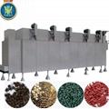 Dry floating fish food pellet making machine /Fish food pellet extruder