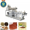Floating fish food pellet extruder machine for nigeria