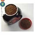 Extrusion fish food pellet machine