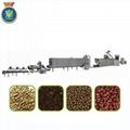 260kg/h fish food pelleting extruder