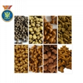 Fish Feed production extruder equipment/catfish feed machine/tropical fish food