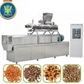 500kg/h Dog food extruder machinery、Dog feed extruder equipment