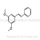 3,5-二甲氧基二苯乙烯 21956-56-9