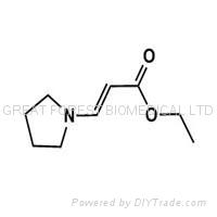 3-(1-吡咯烷酮)丙烯酸乙酯65651-80-1