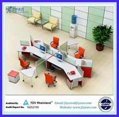 Q5 Modern Design Office Partitions from Foshan Manufacturer