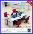 hot sale! frameless glass office