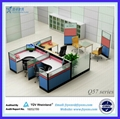 new design office workstations with