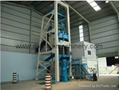 New Vertical Vibration Pipe machine for small diameter 300-1200mm