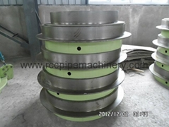 Cast Iron Bottom Pallets 300-3600mm diameter for Vertical Vibration casting pipe