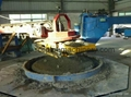 Vertical Vibration Casting pipe machine for 3600mm delivery to Australia
