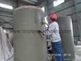 New Full-automatic Vertical vibration Casting pipe machine XZ800-2400 To Kuwait