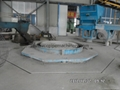 Concrete pipe machine with Vertical Vibration Technology 1