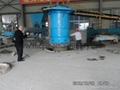 XZ800-2400 Full-automatic Vertical Vibration pipe machine with lowest price