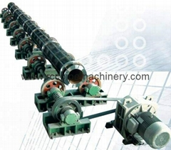 Pretensioned Concrete Spun piles production line LWC200-800mm