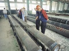 Spun Concrete Pile Makin