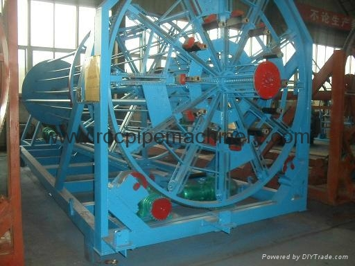 Reinforced Cage welding machine for the Concrete pipes with high quality low pri
