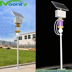 Pest Control for Solar Insect and Mosquito Killer Light