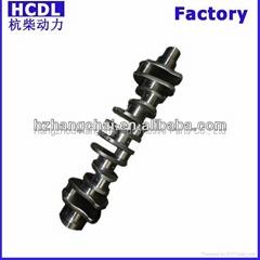 Cummins Engine Parts ISLE (6L) Crankshaft 4989436