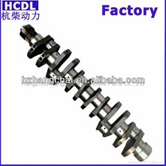 Steyr Engnie Parts WD615 Crankshaft 61560020024