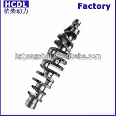 Steyr Engnie Parts WD618 Crankshaft