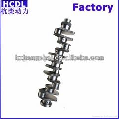 Shangchai Diesel Engnie Parts Crankshaft 6114B