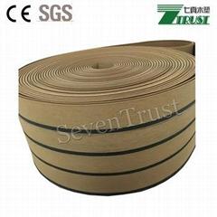 Eco Friendly Soft PVC Decking