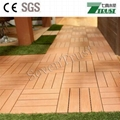 300x300mm wpc DIY floor tile /Outdoor