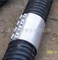 聚乙烯塑鋼纏繞排水管DN200