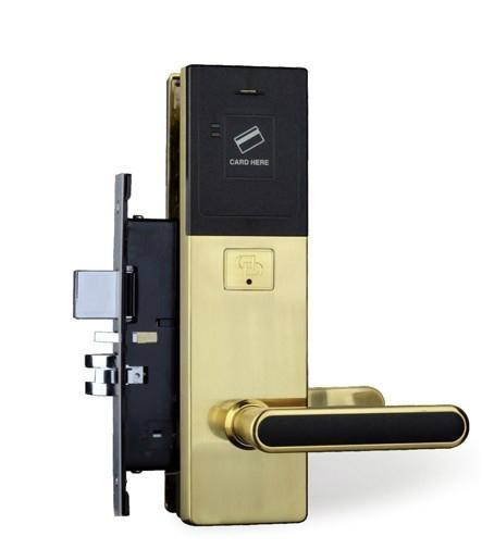 洛陽賓館刷卡門鎖 1
