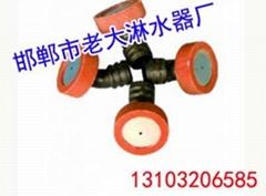 汽车轮胎淋水器