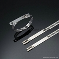 Stainless Steel Cable Ties- Ladder