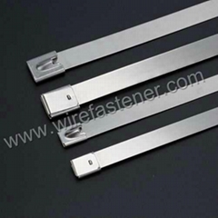 Naked Stainless Steel Cable Ties