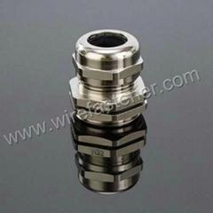 PG9 pg13.5 stainless steel waterproof power metal cable gland