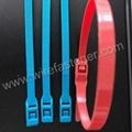Colorful eco-friendly plastic nylon
