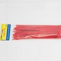 7.2X200mm Red Self-Locking Nylon