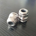 SS304 Stainless Steel Cable Gland PG 9