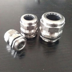 Waterproof Connector Metal SS304 Cable Glands PG13.5