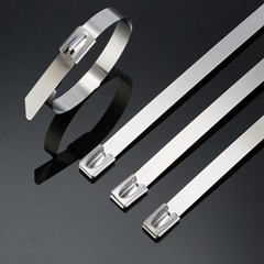Heavy Dute Cable Tie Stainless Steel