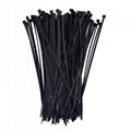 Stainless Steel Metal Cable Ties Tie Zip Wrap  Exhaust Heat Pipe 100pcs 3