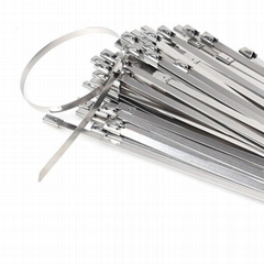Buy From China Manufacturer Self Lock Twist Tie
