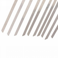 SS304 PVC Naked Stainless Steel Cable Tie Wraps with SGS aproved
