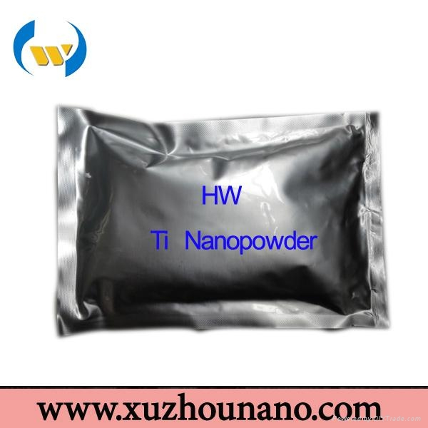 Titanium  Ti Nanoparticles  1