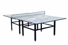 天津學校這小學大理石乒乓球台體育用品