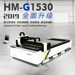 汉马激光2019新款光纤激光切割机1000-1500-200