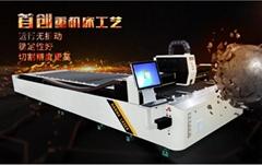 漢馬激光風管通風行業HM-G1560大幅面6米激光切割機