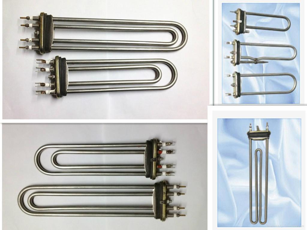 桑拿 蒸汽 洗衣机 螺旋形 定制发热管 非标电热管 2